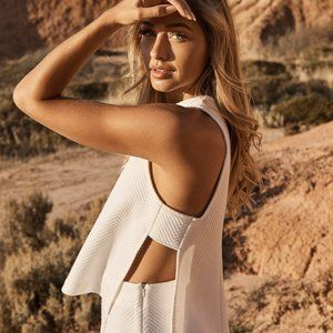 Brand New St. Tropez Top from One Mile *NWT